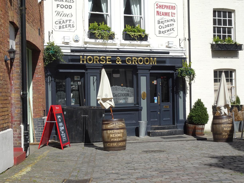 The Horse of Belgravia